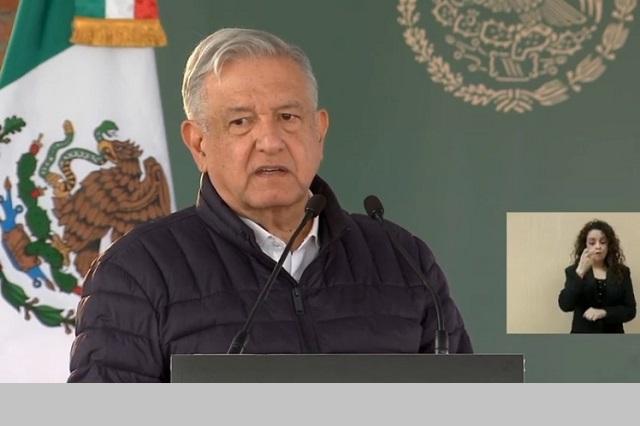 México ya sale del túnel, no es fantasía, asegura AMLO