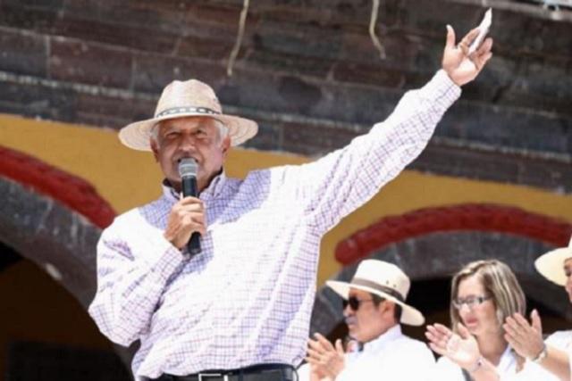 AMLO adelanta que si gana dejará de vapulear al gobierno de EPN