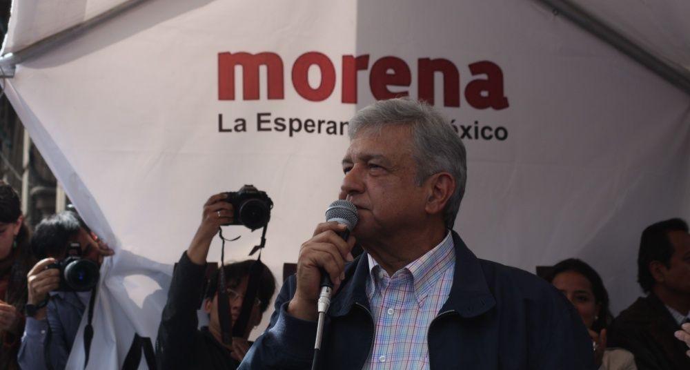 AMLO planteará que Morena no reciba financiamiento de mil 400 mdp