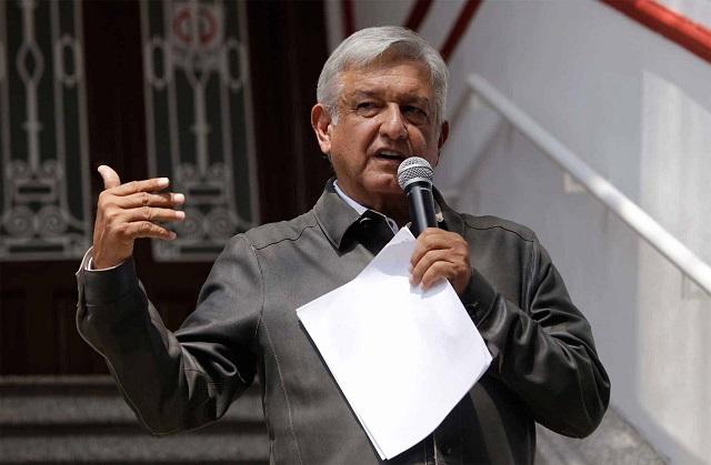 AMLO enviará iniciativa preferente para crear la Secretaría de Seguridad