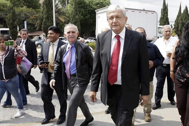 No sería prudente visitar Puebla por ahora, dice López Obrador
