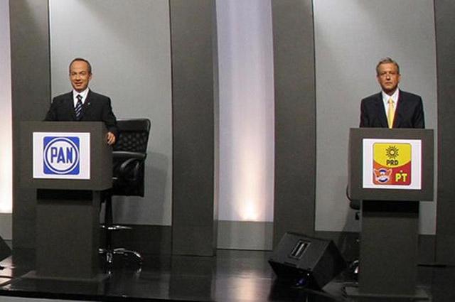 AMLO perdona a Felipe Calderón por fraude electoral del 2006