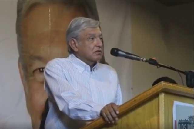 AMLO denuncia que Salinas y Chong alertaron a Duarte para que escapara