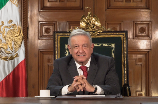 AMLO asegura ante la economía que en México no hay hambre