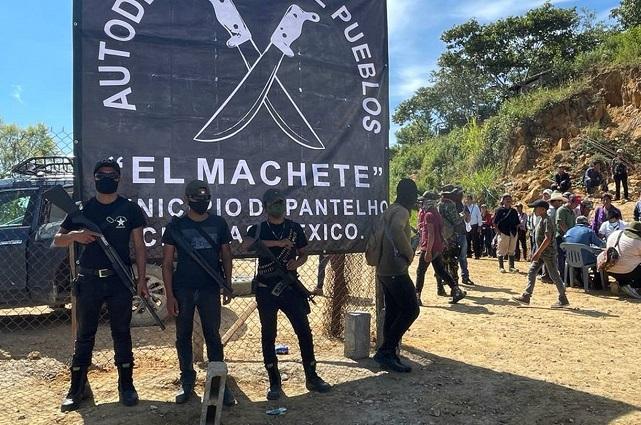 AMLO: autodefensas de Chiapas son delincuentes