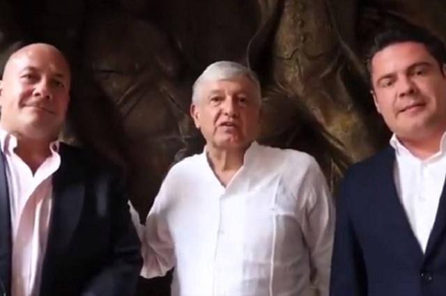 AMLO se mudará a Palacio Nacional hasta que su hijo termine la primaria