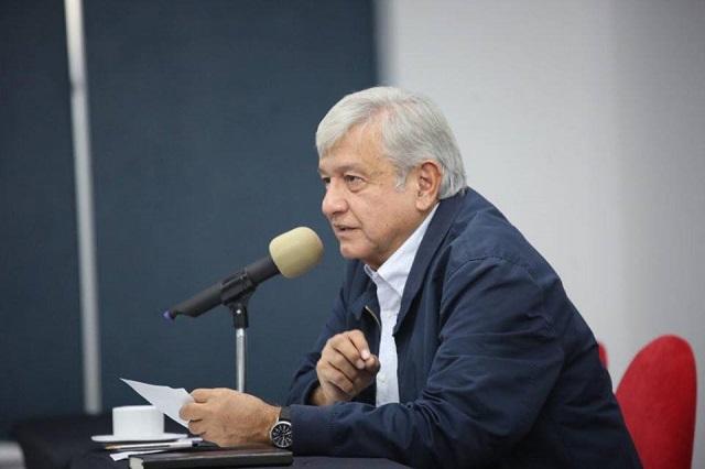El pueblo manda, le revira AMLO a JP Morgan, que criticó las consultas