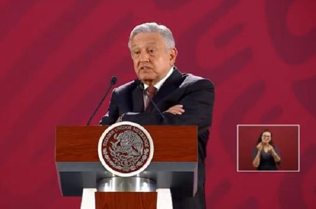 Se acabó el fraude electoral, dice AMLO sobre elección de Puebla
