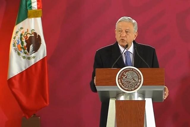 Huachicoleros sabotearon otra vez ducto de Pemex, denuncia AMLO