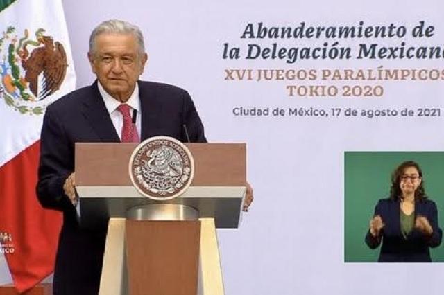 Medalla de 4to lugar, el galardón creado por AMLO para atletas mexicanos
