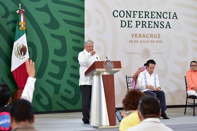 AMLO pide a Biden retirar el bloqueo económico a Cuba
