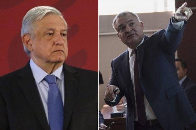 AMLO sentencia a los vinculados en caso García Luna