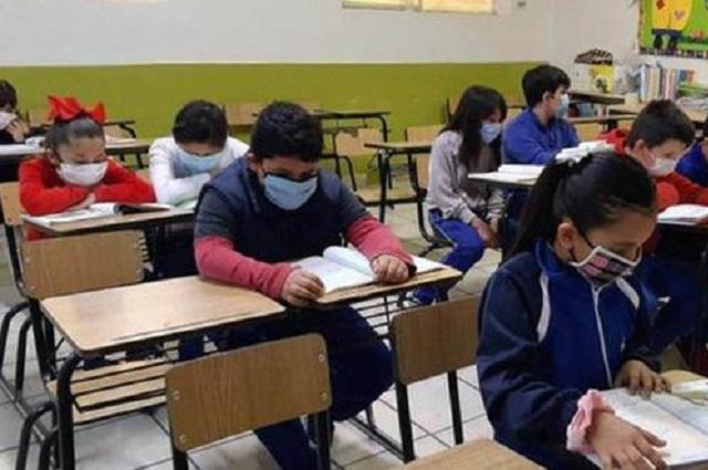 AMLO: regreso a clases presenciales es por el bien de los niños