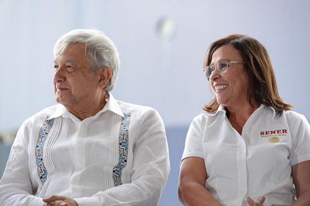 Corrupción en Pemex era una exageración, se rayaron, dice AMLO