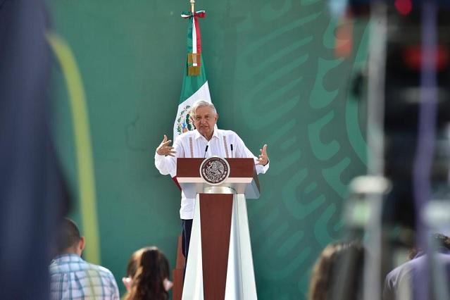 AMLO sí hará Informe de Gobierno; será en Palacio Nacional