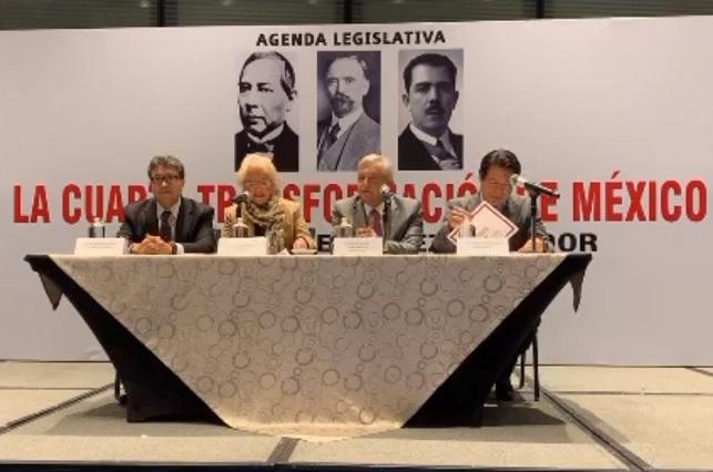 AMLO pide a legisladores aumentos al salario por encima de la inflación