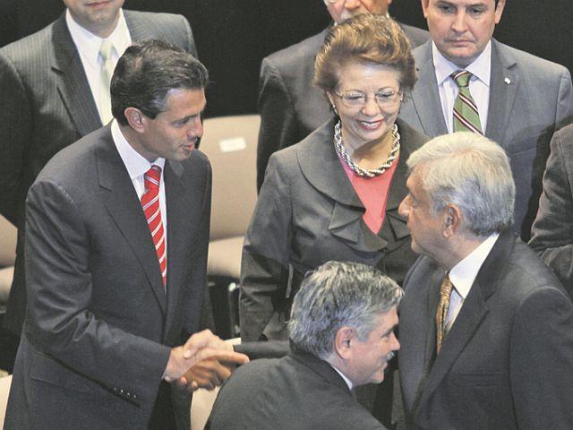 Presidencia califica de fake news versión de pacto de impunidad AMLO-EPN