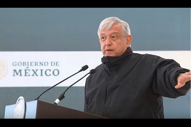 Se están portando bien los que se creían dueños de México, dice AMLO