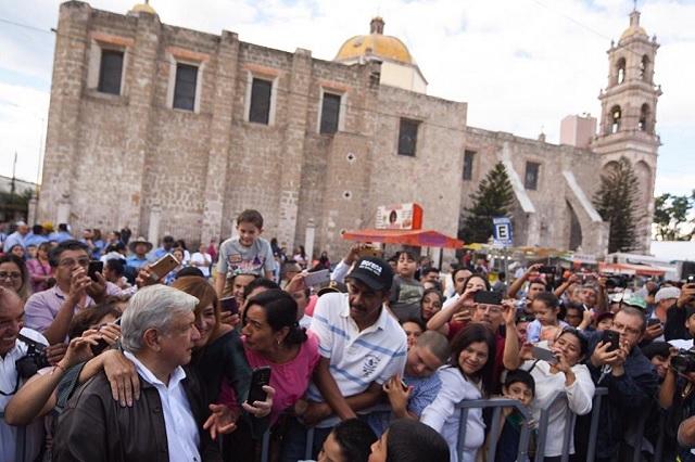 AMLO advierte a gobernadores de estados del norte sobre evasión fiscal