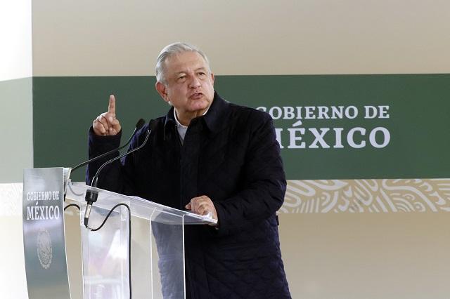 AMLO está haciendo un diccionario para el pueblo mexicano