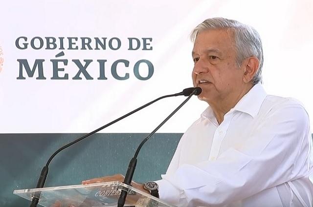 AMLO dice que ya no está en campaña, sino gobernando México
