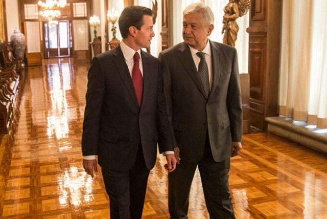Se reunirá AMLO con EPN para formalizar la transición de gobierno