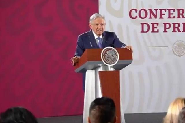 AMLO le revira al FMI que México crecerá 2 por ciento
