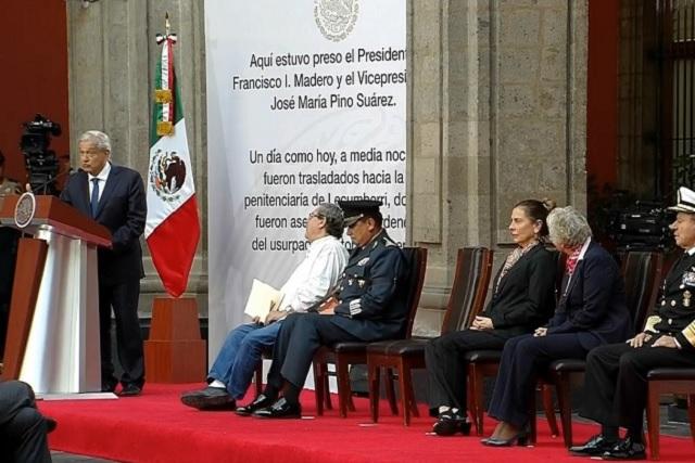 Guardia Nacional podrá tener mando civil o militar, dice AMLO