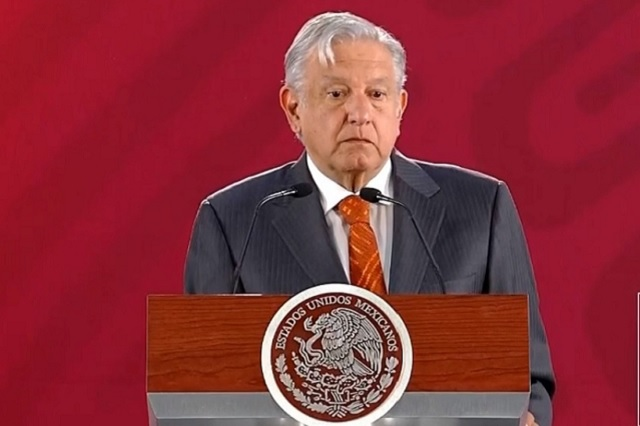 Fiscalía de Puebla debe publicar videos de caída del helicóptero, dice AMLO