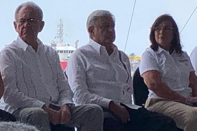 AMLO afirma que Jiménez Espriú deberá explicar departamento en Houston