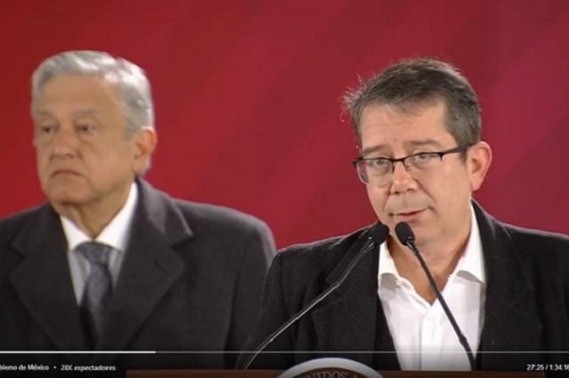 Propone AMLO a Jenaro Villamil para dirigir el Sistema Público de Radio y TV