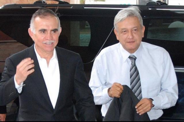 Si AMLO gana, Alfonso Romo será jefe de oficina de la Presidencia