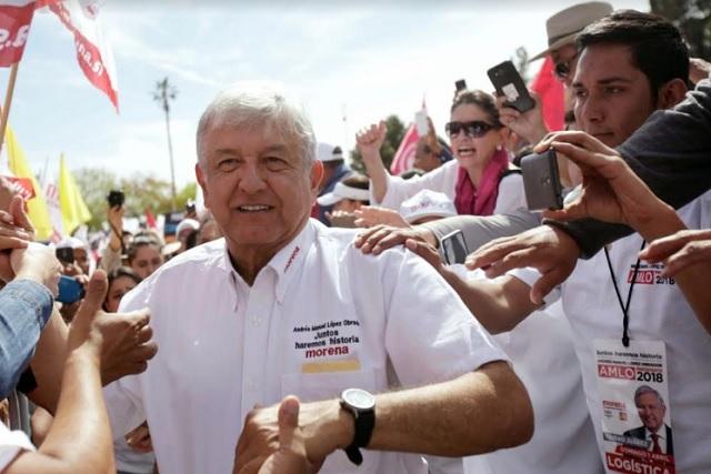 Banxico descarta incertidumbre, aunque AMLO gane la presidencia