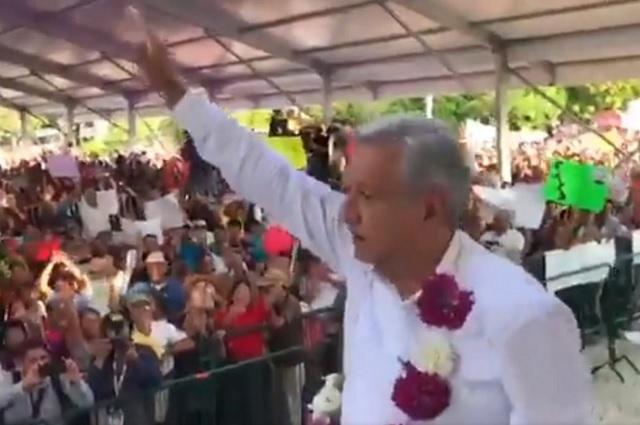 A pesar de lo que diga la prensa fifí se construirá el Tren Maya, dice AMLO