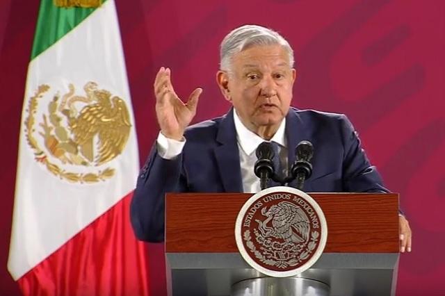AMLO exige que funcionarios no intervengan en elecciones de Morena