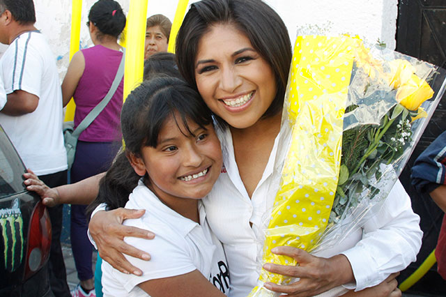 Promoverá Roxana Luna ley de Amnistía para presos políticos