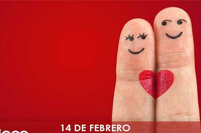 San Valentín, muy querido por millones de mexicanos