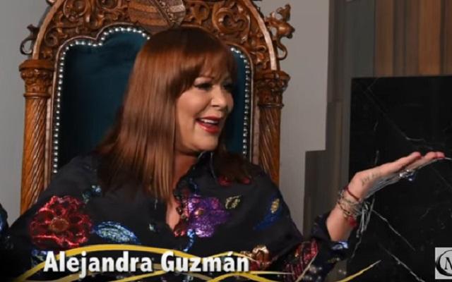 ¿Cómo es el hombre ideal que conquistaría a Alejandra Guzmán?