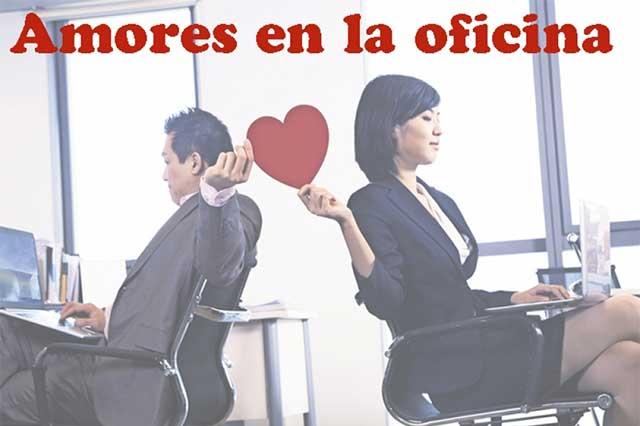 Enamorarse en la oficina está de moda, revela estudio
