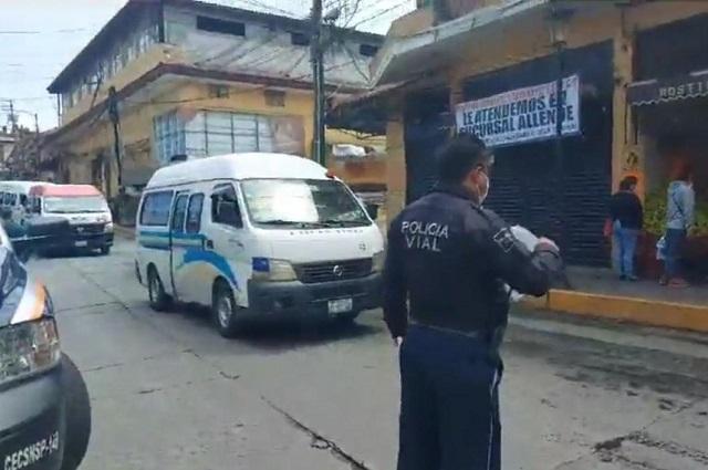 "AMOTAC exige a Barbosa eliminar programa ""hoy no circula"""