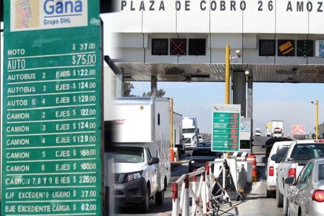 Moody's hunde calificación de la Amozoc-Perote tras revisión de 4T