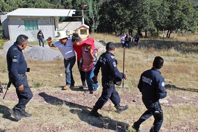 A revisión polvorines de Puebla tras explosión en Amozoc