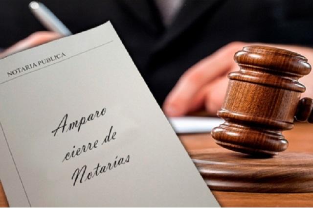 Aún pelean sus patentes cuatro notarios de Moreno Valle