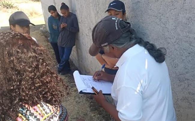 Ampliarán luz eléctrica en San José La Laguna, Amozoc