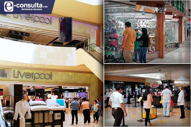 Ampliará gobierno horario para centros comerciales en Puebla