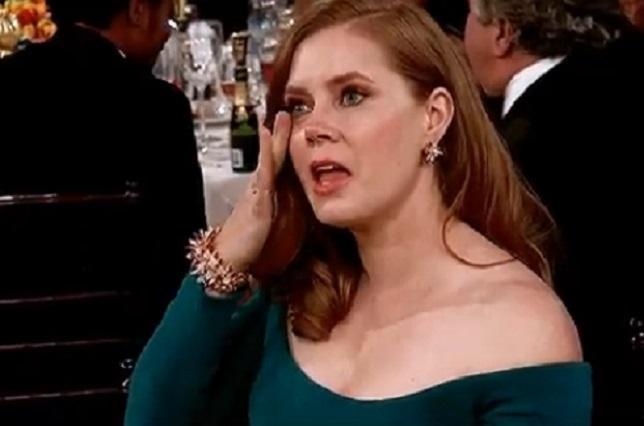 Amy Adams no ganó el premio Emmy y las redes estallan