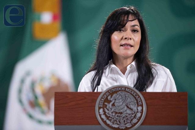 PRD denuncia a Liz Vilchis por sección en La Mañanera