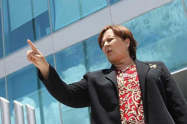 Ana Tere aún no define si irá con Morena por la alcaldía: Barbosa