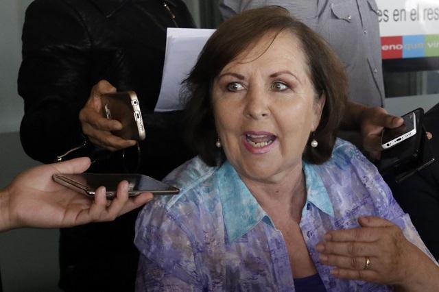 Ana Teresa Aranda sí va por la candidatura del PAN