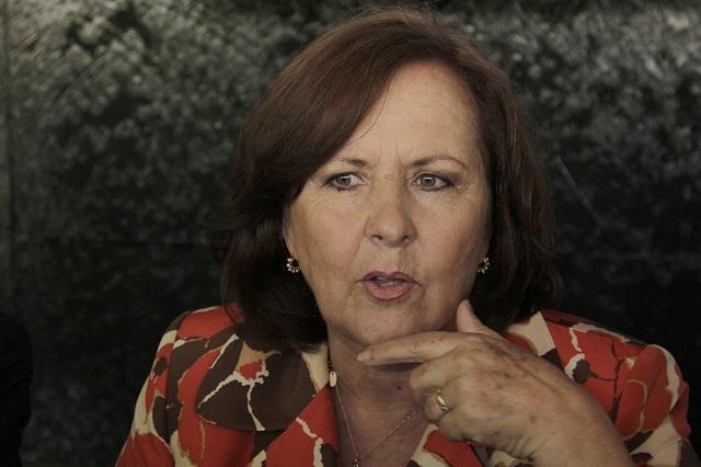 Ana Teresa Aranda no se descarta como candidata para el 2018